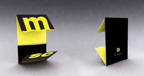 طراحي بروشور تاثیرگذار