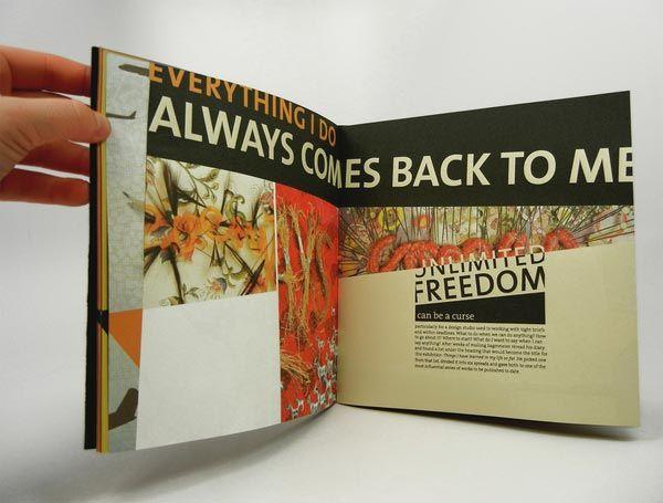 طراحی بروشور و کاتالوگ برای نمایشگاه