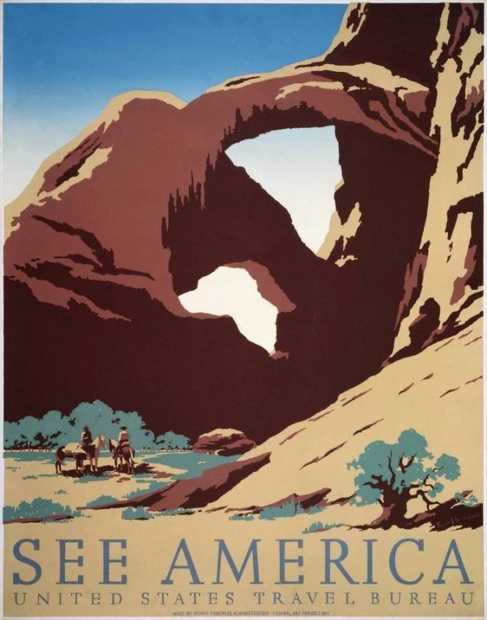 پوستر مسافرتی