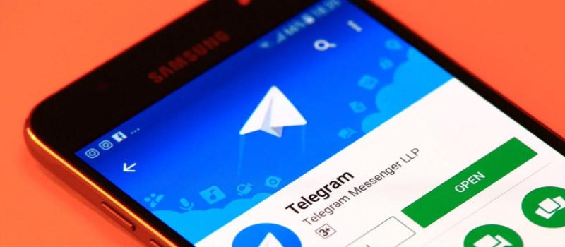 نرم افزار ساخت بنر تلگرام