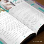 طراحی کتاب دانشگاه علوم پزشکی ارومیه