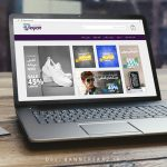 طراحی و صفحه آرایی وب سایت فروشگاه دایان